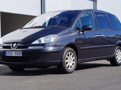 begagnad Peugeot 807 2.2