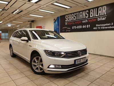 begagnad VW Passat SportsCombi 2.0TDI BlueMotion 4Motion DSG Euro6 190hk
