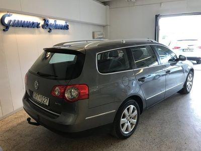 begagnad VW Passat TDI 140 -07