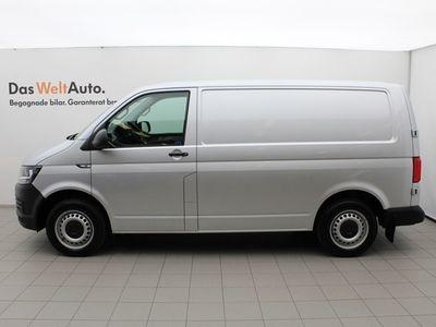 begagnad VW Transporter SKÅP 150HK TDI DSG 300/Värmare/Ljuspkt/PD