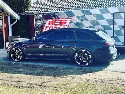 begagnad Audi A6 3.0 BiTdi 313hk FULL utrustad finans