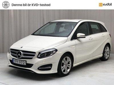 begagnad Mercedes B180 W246 (122hk)