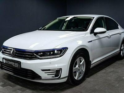 begagnad VW Passat GTE VW 1.4 Plug-in-Hybrid (218hk)