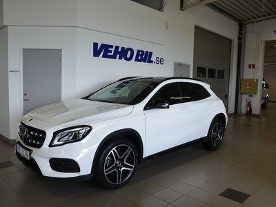 gebraucht Mercedes GLA200 7G-DCT Euro 6, AMG Sky, Navigation,