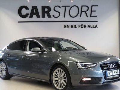 begagnad Audi A5 2.0 TDI Q Drag Värmare