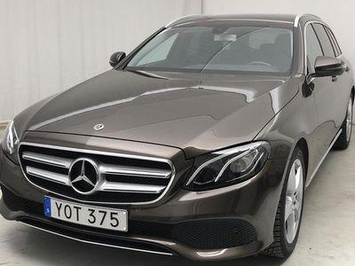 begagnad Mercedes E220 E-Klass4MATIC Kombi S213