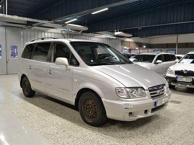 begagnad Hyundai Trajet 7-Sits, 2.0 Manuell, 140hk