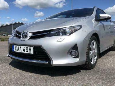 begagnad Toyota Auris 1.4 D-4D Touring Sports 2014, Halvkombi Pris 88 000 kr