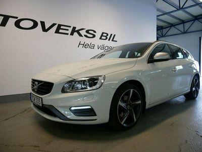 begagnad Volvo V60 D2, R-Design 120hk
