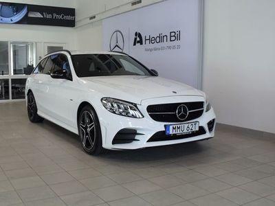 begagnad Mercedes C220 d AMG Night Demo