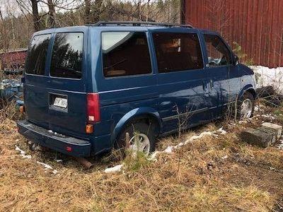 begagnad Chevrolet Astro Passenger Van 4.3 V6 TBI