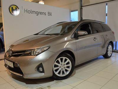 gebraucht Toyota Auris 1,6 Aut Touring Sports