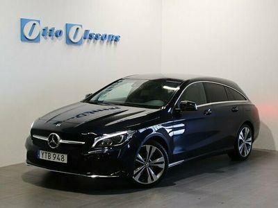 begagnad Mercedes CLA200 Shooting Brake SE Aut, Nav, Drag