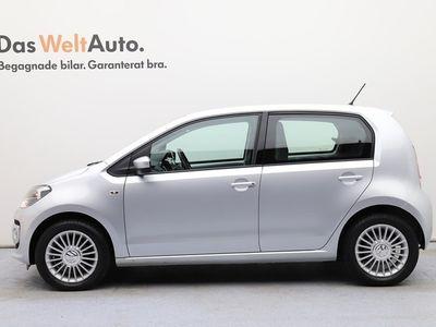 begagnad VW up! High Up1,0 75 HIGH Drivepkt 2016, Halvkombi 79 900 kr