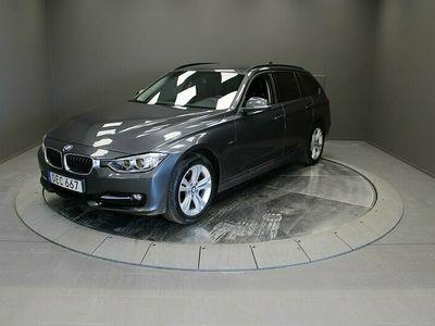 begagnad BMW 320 d xDrive Touring Sport line 2015, Kombi Pris 179 000 kr