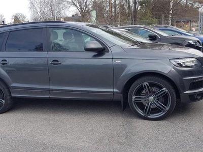 begagnad Audi Q7 3.0 7 sitt