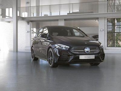 begagnad Mercedes B200 d 4matic AMG-Line