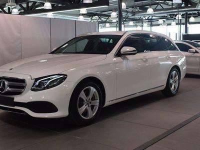 used Mercedes E220 4MATIC KOMBI Demo/400mil