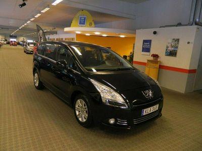 begagnad Peugeot 5008 1.6 HDi FAP 7-sits 111hk