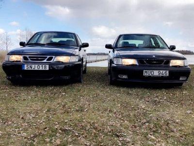 begagnad Saab 9-3 5-dörrar 2.0 Aero reservdelsbil