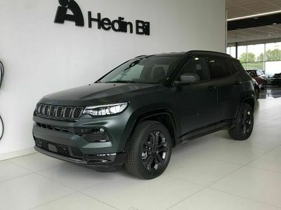 begagnad Jeep Compass PHEV 80TH ANV 1,3 190HP MY21 *FACELIFT*