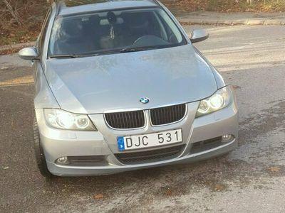 begagnad BMW 318 d Touring 2.0 143hk