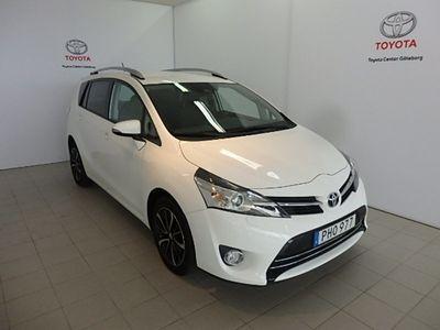 begagnad Toyota Verso 1,8 AUTOMAT INTENSE EDITION