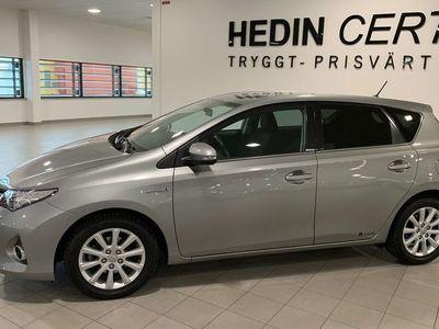 begagnad Toyota Auris Hybrid 1.8 VVT-i Automat 136hk