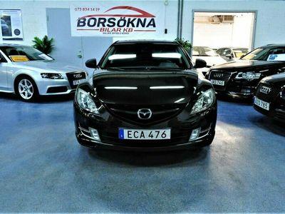 begagnad Mazda 6 SEDAN 2.0 ADVANC