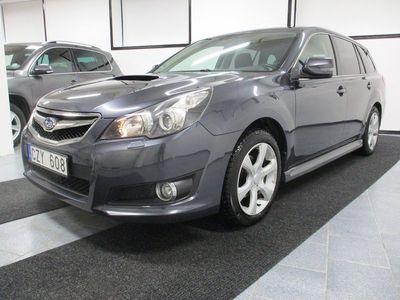 gebraucht Subaru Legacy Wagon 2.0 4WD 150 hk 1 äg -12