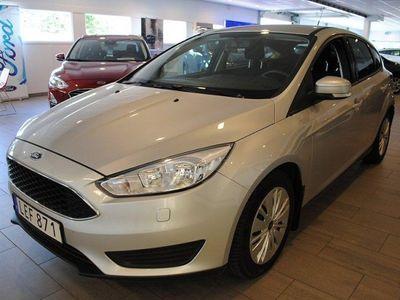 begagnad Ford Focus *1.95%ränta/5.000kr i bränsle*1.5 TDCi Euro 6 95hk Trend