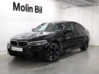 begagnad BMW M5 Sedan / M Driver´s paket / Drag