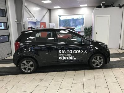 begagnad Kia Picanto 1.0 Advance Plus