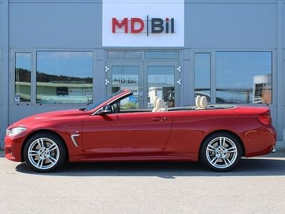 begagnad BMW 435 i xDrive M Sport Navi Läder 0kr kontant möjligt