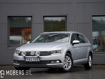 begagnad VW Passat Sportscombi SC 2.0 TDI 150hk Aut Drag