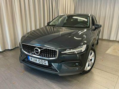 begagnad Volvo V60 CC D4 AWD Edition
