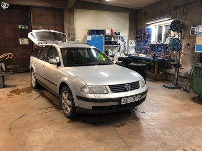begagnad VW Passat 1,8t -99