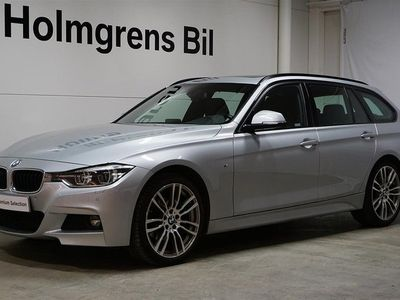begagnad BMW 320 d xDrive Touring M-Sport Panorama 19""