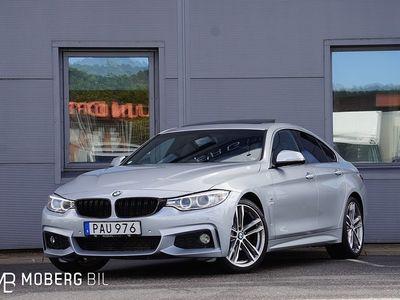 begagnad BMW 420 Gran Coupé d 190hk M Sport H/K Lucka