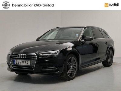 begagnad Audi A4 2.0 TDI Avant (190hk)