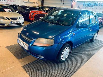begagnad Chevrolet Kalos 5-dörrar 1.4 94hk