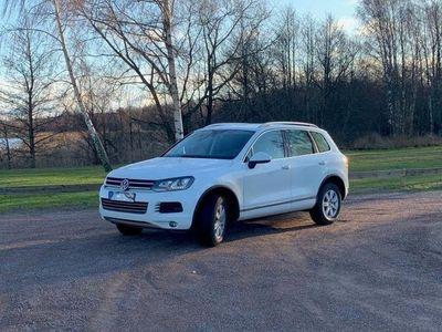 begagnad VW Touareg 3.0 V6 TDI BlueMotion