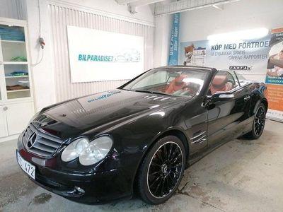 begagnad Mercedes SL350 5G-Tronic Välskött Ny Be
