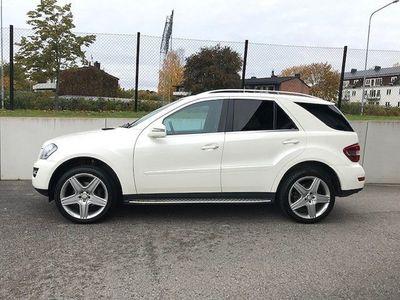 begagnad Mercedes 350 M-KlassCDI 4MATIC 7G-Tronic 231hk Drag/V-hjul