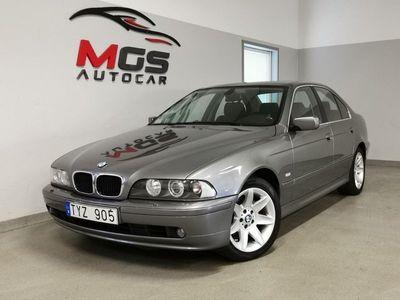begagnad BMW 520 i Sedan 170Hk 13775mil