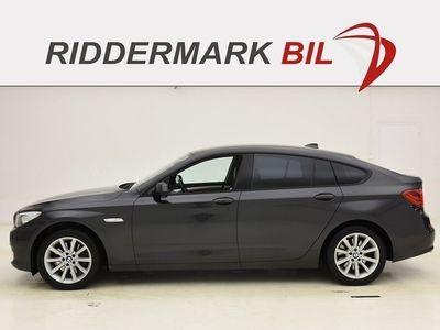 begagnad BMW 535 Gran Turismo d xDrive Skinn Komfortstolar Fullservad 2013, Sedan 319 900 kr