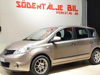 begagnad Nissan Note 1.4 88hk 5dr