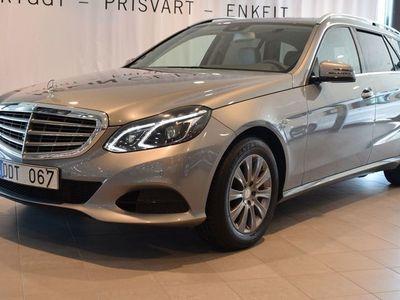 brugt Mercedes E220 CDI 170 Hk // Drag // Värmare