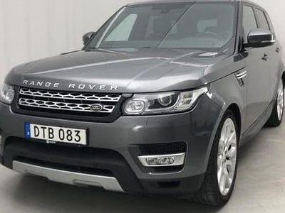 begagnad Land Rover Range Rover Sport 3.0 TDV6 HSE -15