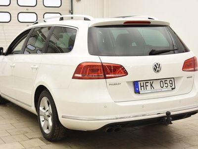 begagnad VW Passat 1.4 TSI Multifuel Variant 160hk M-VÄRM / SKINN